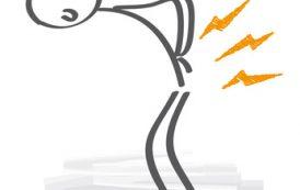 Lombalgie chronique: dépister la peur de déclencher des douleurs, la kinésiophobie