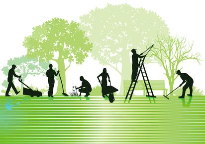 Green gym:  un concept britannique à importer!