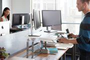 Aménager facilement son poste de travail au bureau